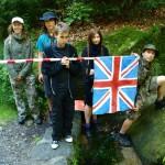 Británie u pramenů Orinoka
