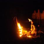 Slavnostní oheň