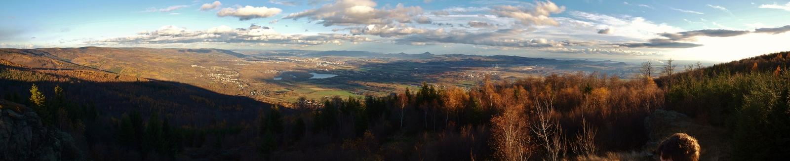Stropník panorama
