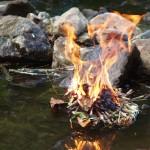Oheň na vodě