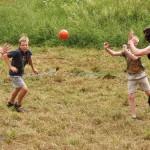 Sportovní hry - házená