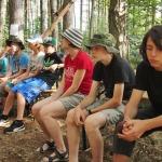 Lesní jídelna