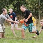 Sporty s rodiči - Tag rugby