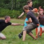 Sporty s rodiči - Tag rugby 2