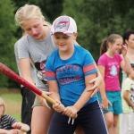 Sporty s rodiči - Softbal