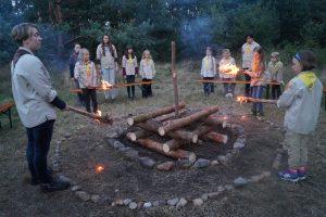 Zapalovat slibový oheň je čest, to naši palivci dobře vědí :)
