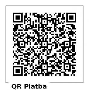 Sbírka - QR platba